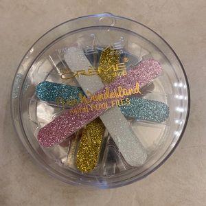 NWOT Pixie wonderful mini nail files